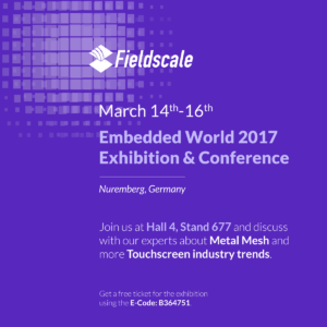 Fieldscale Invitation