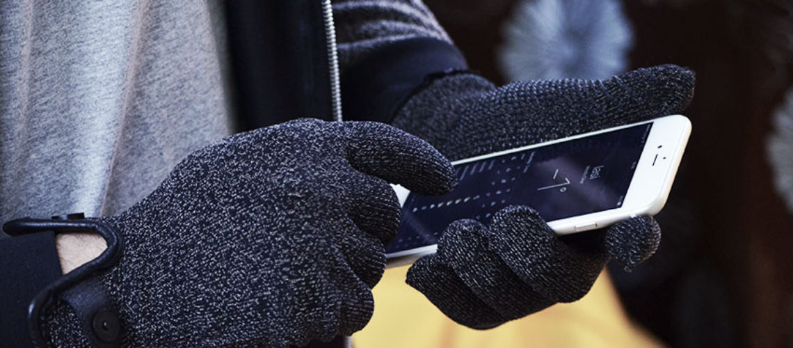 Mujjo Double Layered Touchscreen Gloves FreshersMag 07