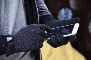 glove touch sensor