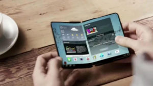 samsung legacy foldable phone