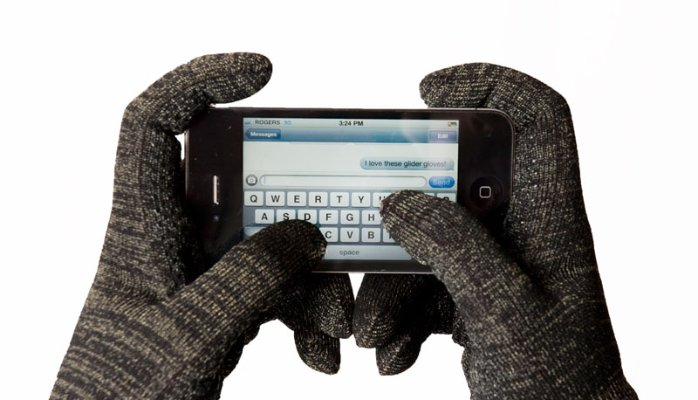 glove iphone
