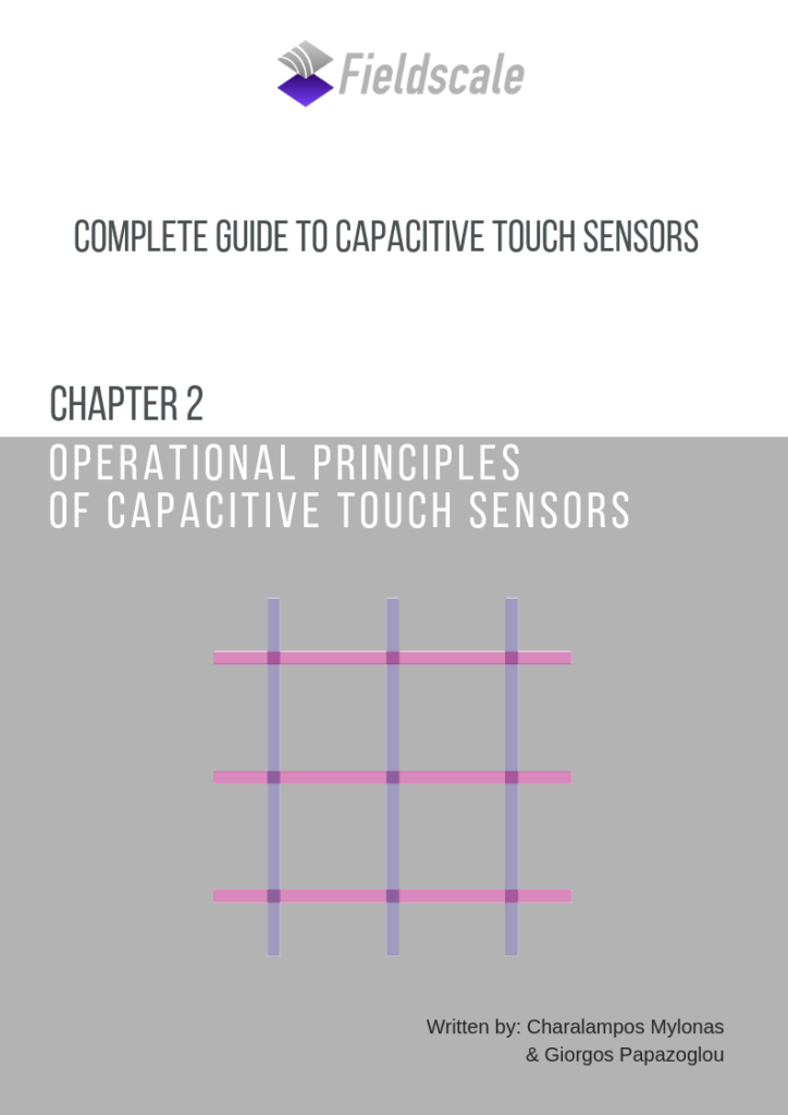 Operational principles of capacitive touch sensors