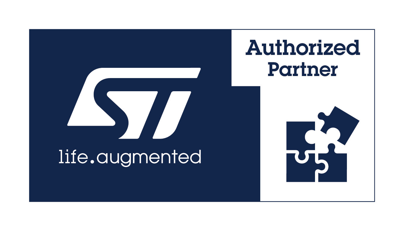 ST Partner Program Authorized One Color Standard