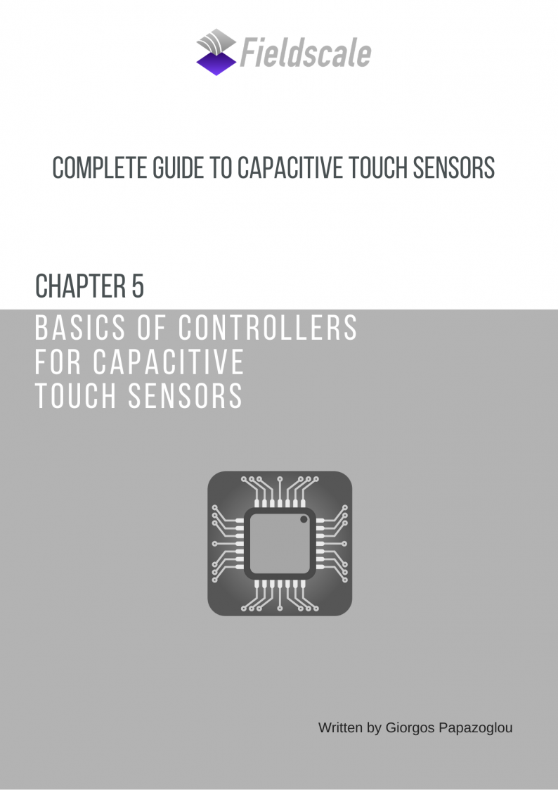 Chapter 5: Basics of controllers for capacitive touch sensors